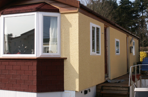 Customer Fitted Oddleg Windows
