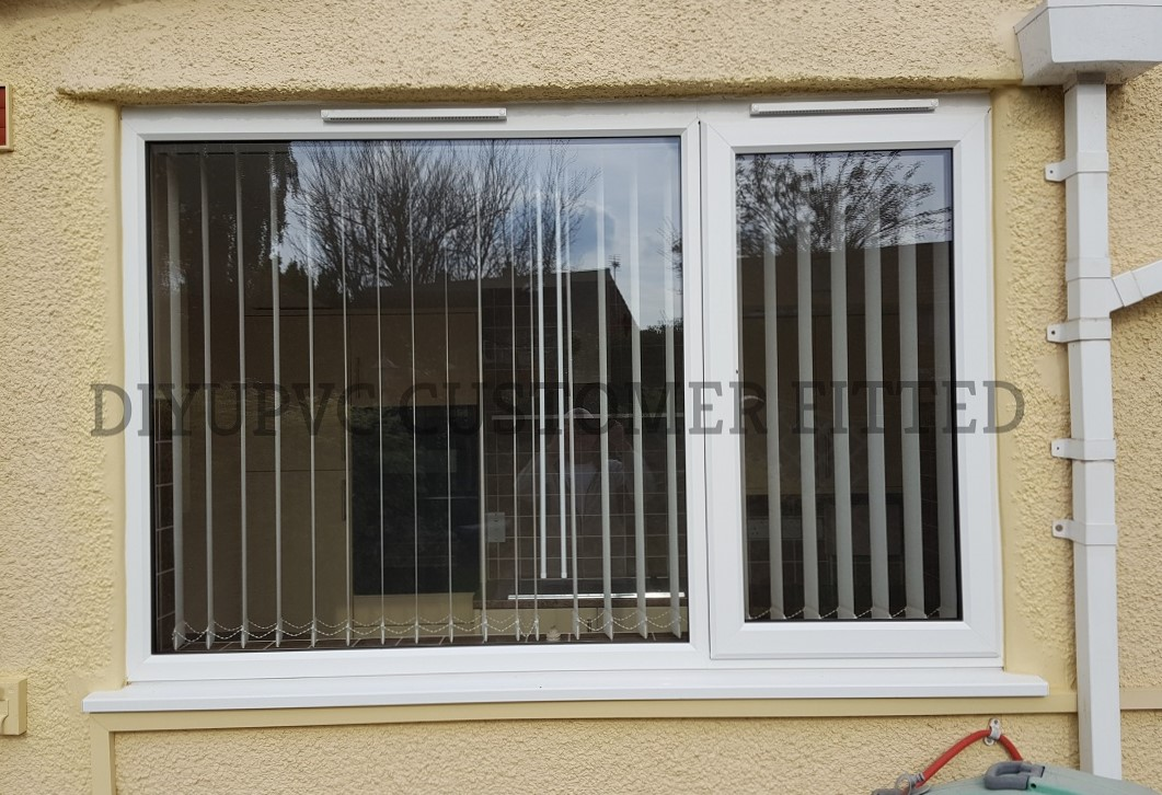 Customer Fitted Window