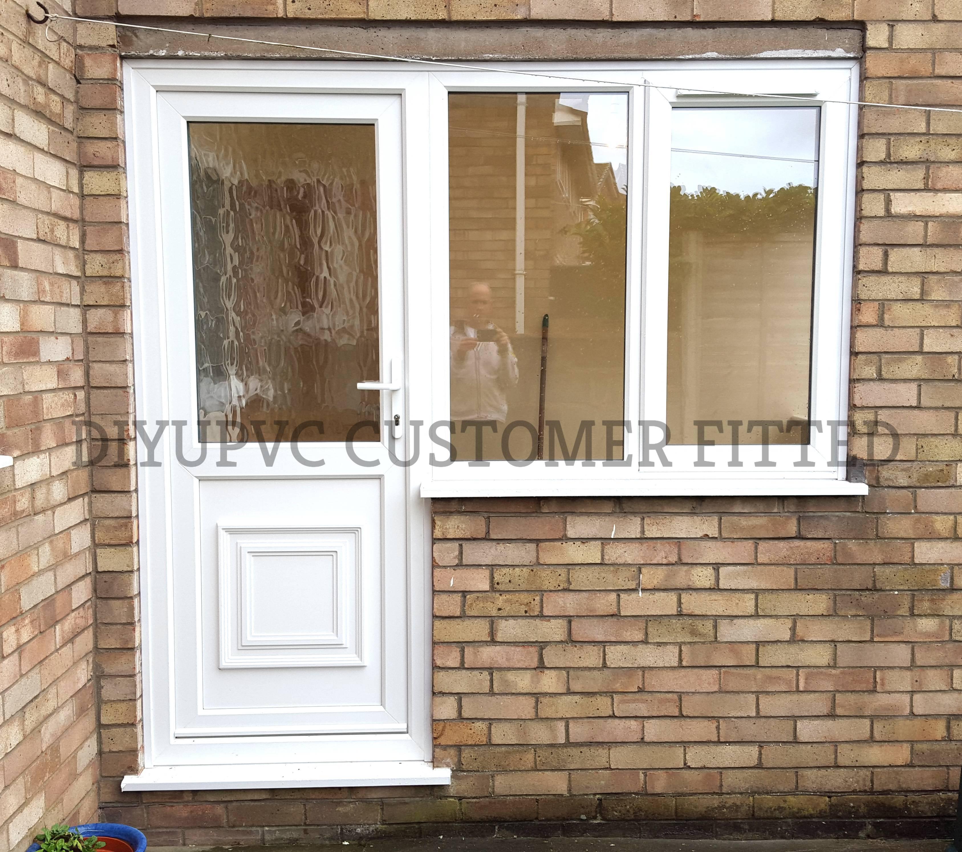 Diy upvc trade windows bristol trade retail double glazing customer fitted door window rubansaba